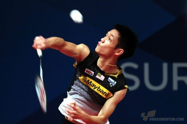 National No2 shuttler Liew Daren.jpg